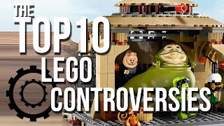 Top 10 Lego Controversies