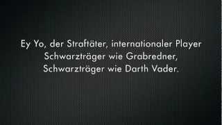 Kollegah - Internationaler Player Lyrics