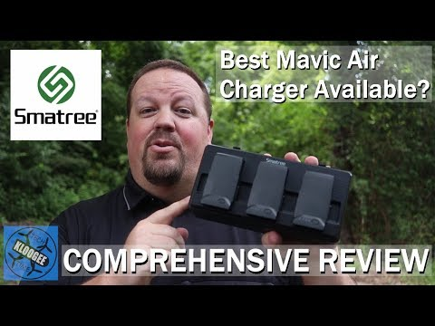 b999d64231d DJI Mavic Air - Smatree Portable Charger Comprehensive Review - YouTube