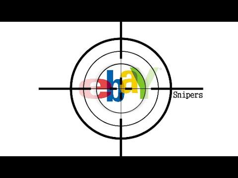 Снайпер для ebay