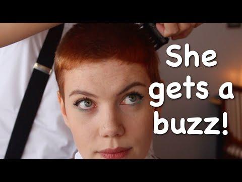 She does get a buzz! 1 year aniversary buzzcut for Laurien.Kaynak: YouTube · Süre: 10 dakika15 saniye