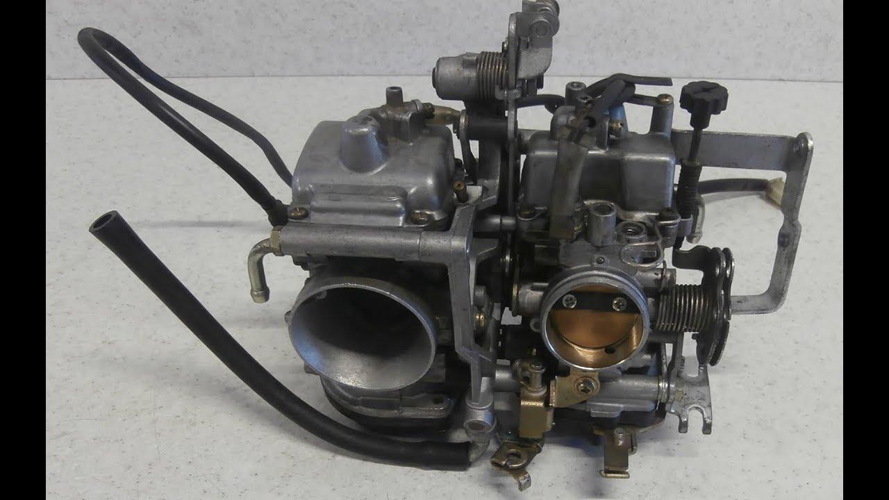 Yamaha VStar V Star 1100 - Complete Carburetor Carb Clean - Bad Gas Dirty  Fuel Not Running Rebuild