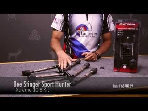 Bee Stinger Sport Hunter Xtreme 10.8 Kit Review At LancasterArchery.com