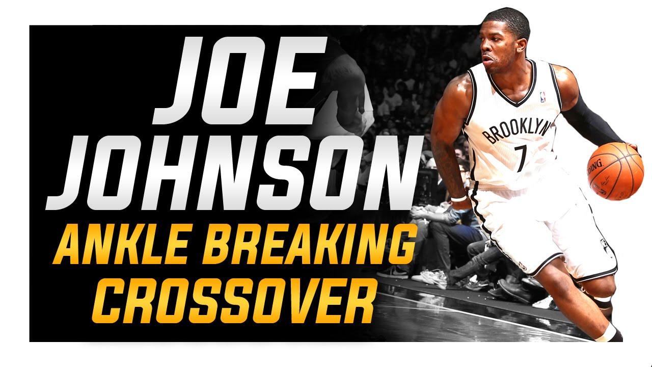 Joe Johnson Ankle Breaking Crossover Nba Basketball Moves