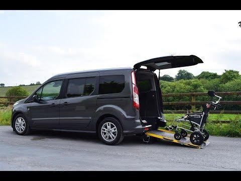 Ford Grand Tourneo Connect Flexi 2019