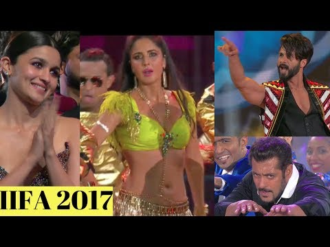 IIFA 2017 Best Performances | Salman Khan | Katrina Kaif | Alia Bhatt  & Varun Dhawan | WhatsUpAus