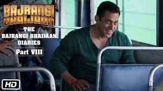 The Bajrangi Bhaijaan Diaries | Part VIII | Meet Bajrangi Bhaijaan | Salman Khan