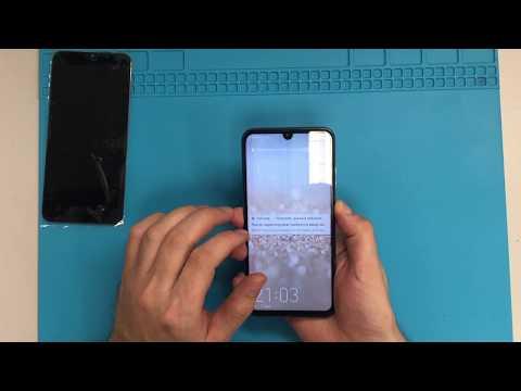 Honor 10 Lite замена дисплея / Honor 10 Litereplacement screen