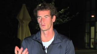 Murray On His Emotional US Open Triumph
