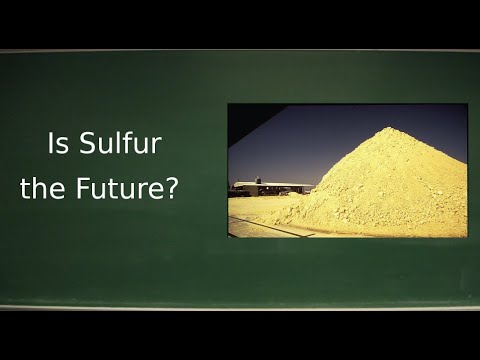 Lithium-Sulfur Batteries, very brief introduction (corrected)