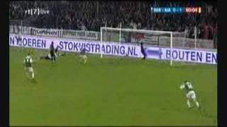 FC Dordrecht - Ajax 1-1 Goal Kalisse met verslag Rijnmond