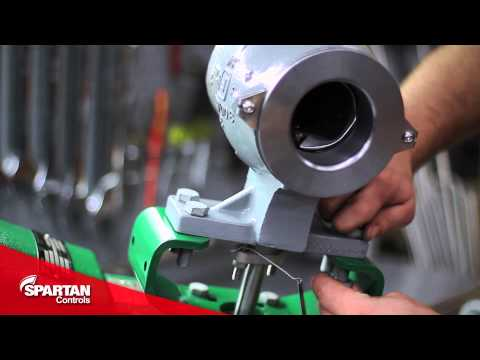 Fisher Valves - How To Change Position On A Fisher 2052 Actuator