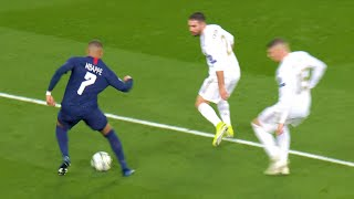 Kylian Mbappe vs Real Madrid | 2019 HD 1080i