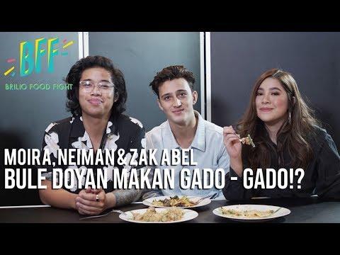 BFF #6 - BULE DOYAN GADO-GADO!? | Moira X Nieman & Zak Abel