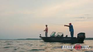 Ranger Aluminum VS1782WT On Water Footage