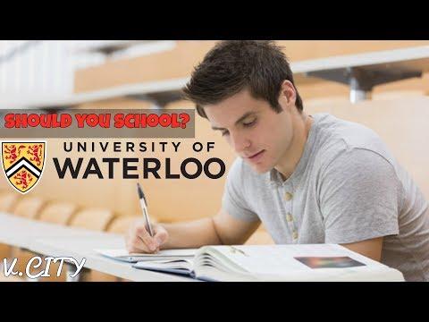 Should You School: University of Waterloo