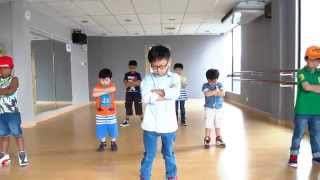 "Maroon 5 ""Animals"" Kids Hip-Hop Dance Class @ DancePot, KL"