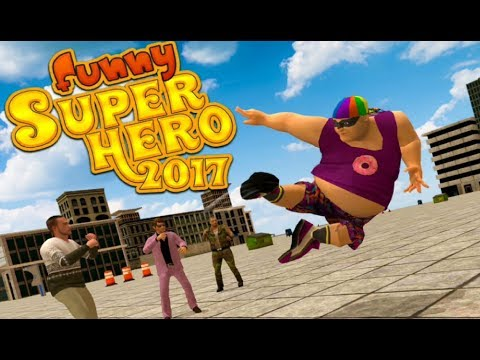 ► Funny Super Hero 2017 (TapSim Game Studio) Android Gameplay