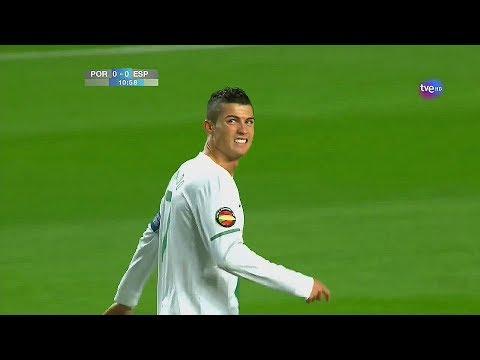 Ronaldo's DREAM = Messi's REALITY