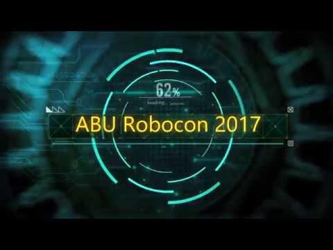 Intro ABU Robocon 2017  - [LAC HONG PHOTO]