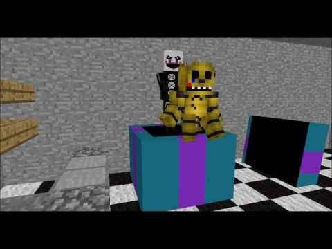FNAF 2 its been so long minecraft