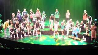 Drakensberg Boys Choir - South African Traditional Songs - 2