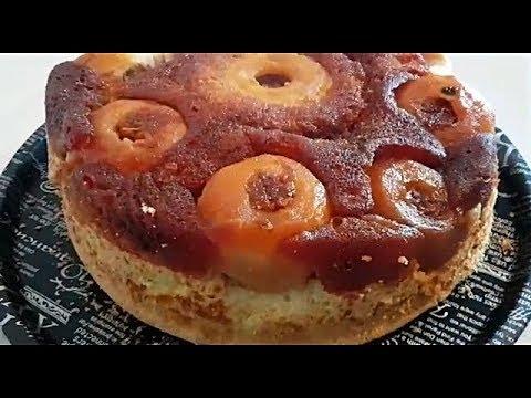 Tort de mere fara zahar caramelizat