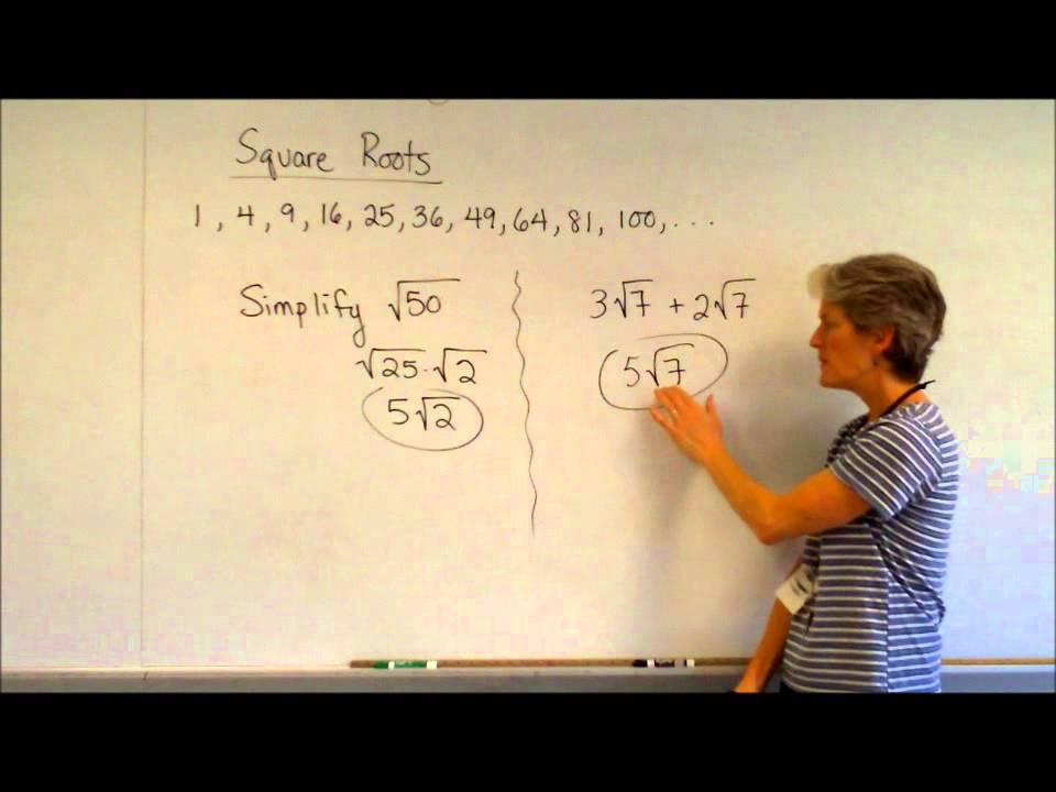 algebra square roots add subtract multiply divide YouTube – Adding Subtracting Multiplying and Dividing Radicals Worksheet
