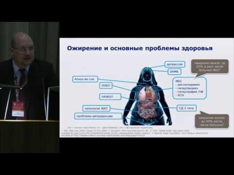 Современные подходы в лечении ожирения, Зилов А.В. (часть 9)