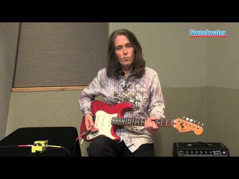 BOSS SD-1 Super Overdrive Pedal Demo - Sweetwater Sound