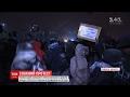 Снігопад не розігнав румунський майдан, тисячі людей знову вийшли на вулиці Бухар