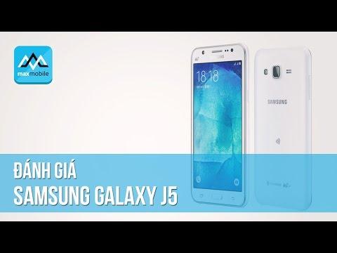 Trên tay, đánh giá nhanh Galaxy J5 - Camera tự sướng có đèn flash