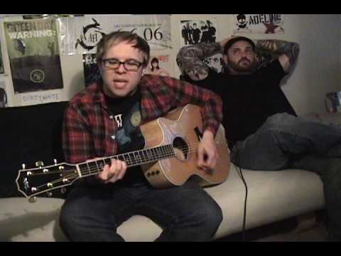 The Ataris- In This Diary Acoustic on DJ Rossstar
