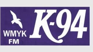 WMYK K94 - WOWI 103 Norfolk - 1987