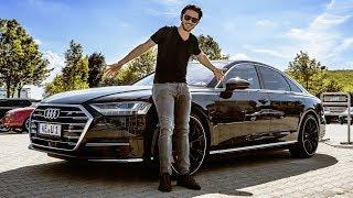 AUDI A8 2018 | Harry's neuer! | Daniel Abt