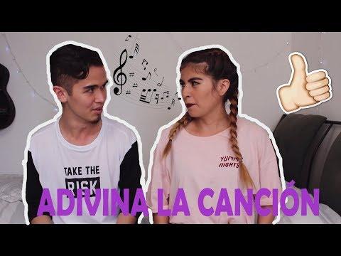 ADIVINA LA CANCIÓN FT Jorge Bernal / Andrea casallas