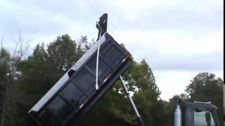 2006 Volvo VHD Tri Axle Dump Truck