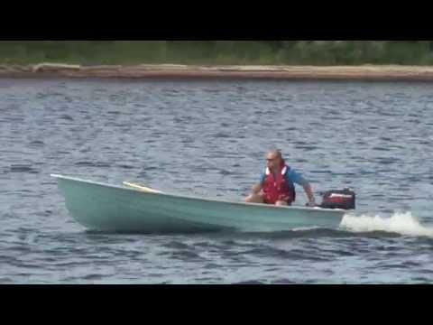 лодка пластиковая слк-400