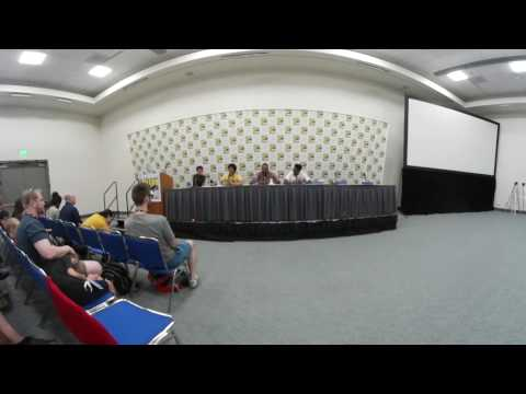 SDCC DIY Comics Panel part 2