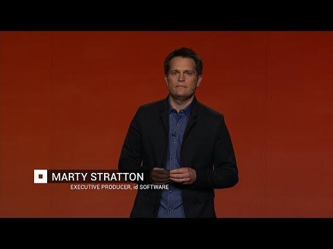 DOOM: Bethesda E3 Showcase Gameplay Reveal