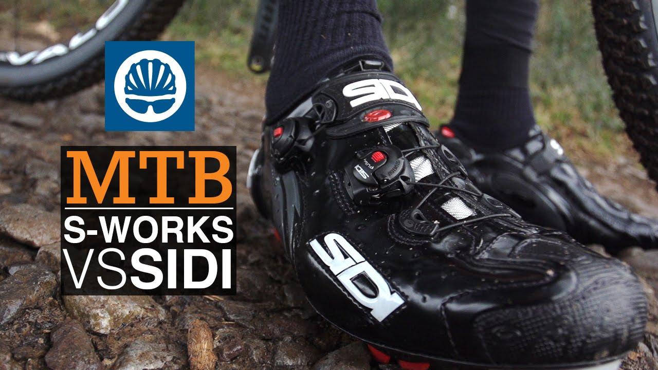 0c0bfe56259 Cross-country shoe showdown: Specialized S-Works XC vs Sidi Drako -  BikeRadar