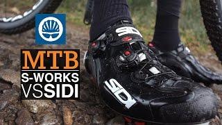 XC Shoes - S-Works Vs. Sidi Drako
