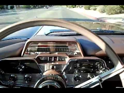 Great Song On The Radio For A Driving In 1959 Mercury