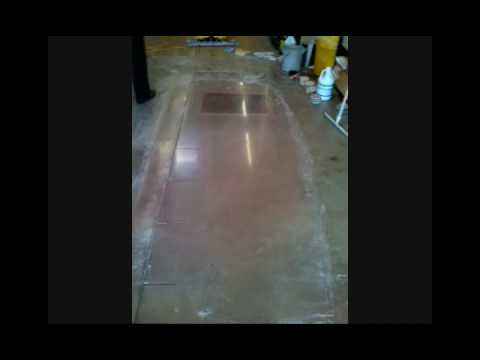Proceso pulido ceramica doovi - Pintar terrazo viejo ...