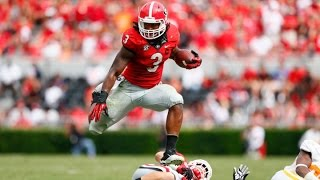 """Ultimate Todd Gurley Highlights HD """"RUN this town"""""""
