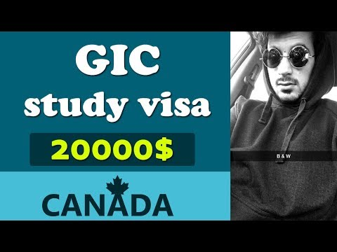 GIC 20000$ For International Students Canada || Kataria TV ||