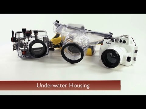 Underwater Housings for Video