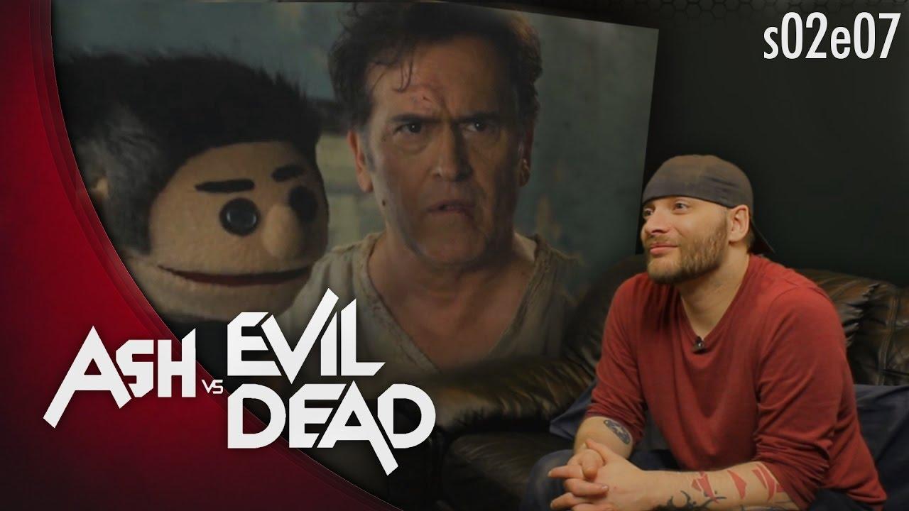 "Download Ash vs Evil Dead: s02e07 ""Delusion"" REACTION!"