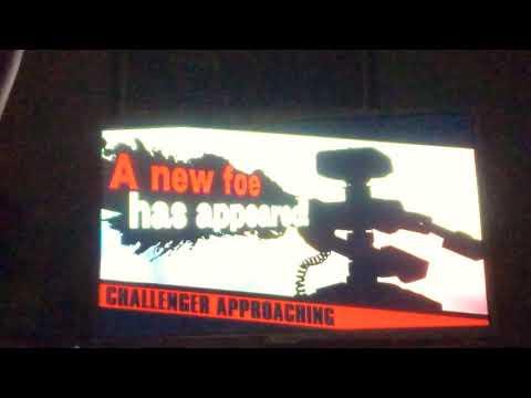 Super Smash Bros polar opposite challenge #1