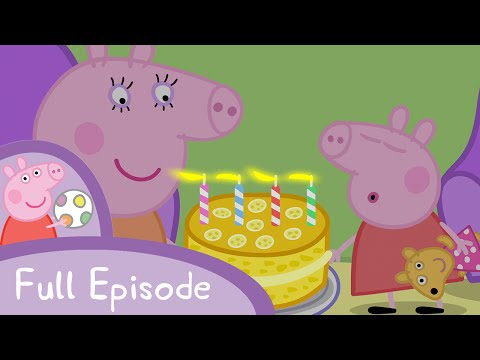 Thumbnail: Peppa Pig - My Birthday Party (full episode)